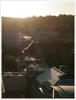 Stuttgarter Grün, Stuttgarter Fenster