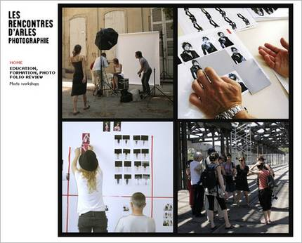 Photo Workshops in Arles