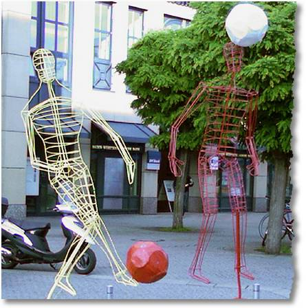 zum Foto über Ludwigsburger WM-