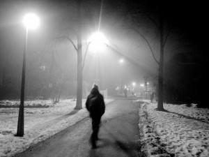 Nebel in Vaihingen I