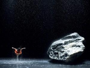 "PINA, Ditta Miranda Jasjfi in ""Vollmond"" © NEUE ROAD MOVIES GmbH, photograph by Donata Wenders"