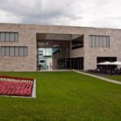 Architektur und Kunst in süßer Vereinigung: Museum Ritter