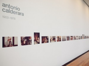 Fotos aus dem Leben von Antonio Calderara