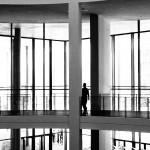 Rotunde in der Pinakothek der Moderne