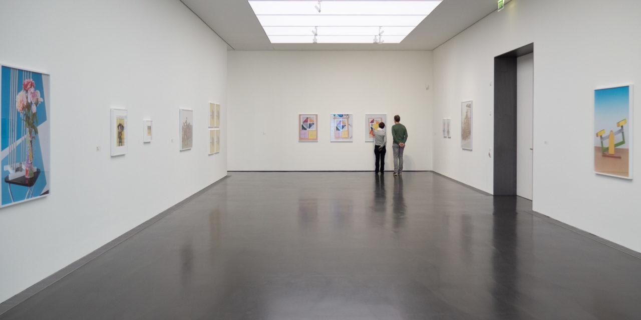 (Deutsch) Ausstellungstipp: Kubus. Sparda-Kunstpreis