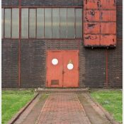 Zollverein World Heritage Site: High-Pressure Compressor Hall